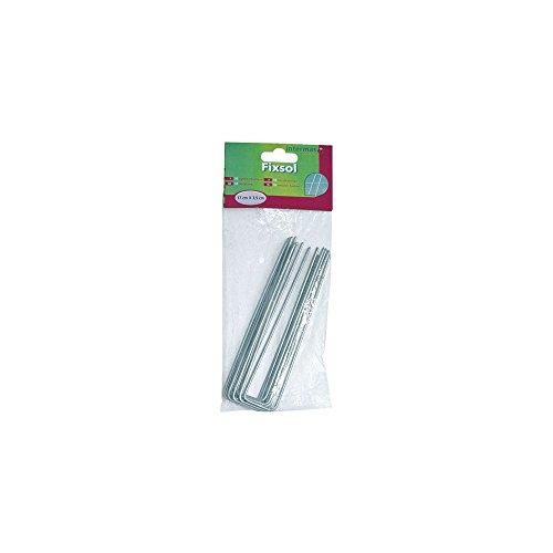 NORTENE - 140503 - Fixsol - 10 agrafes métalliques