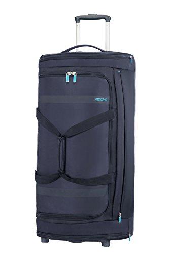 American Tourister Herolite Duffle/WH Bolsa de Viaje, 79 cm, 95 litros, Color Azul Medianoche