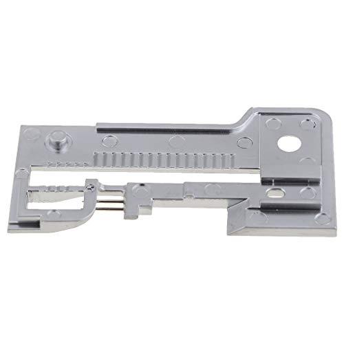 P Prettyia Overlock Nähmaschine Stichplatte Nadelplatte für Brother 1034D, 1034DAV, 2034D, 929D, DZ1234