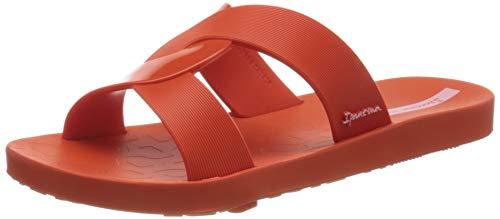 Ipanema Damen Feel FEM Pantoletten, Mehrfarbig (Orange/Red 9261.0), 40 EU