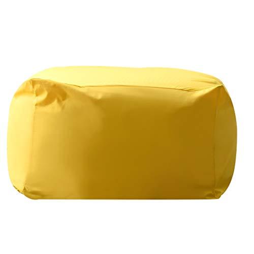 Zachte Bean Bag 57 * 57 * 37/65 * 65 * 45cm luie bank zitzak extra grote slaapkamer kamer Enkele slaapzaal kleine bank Beweegbaar