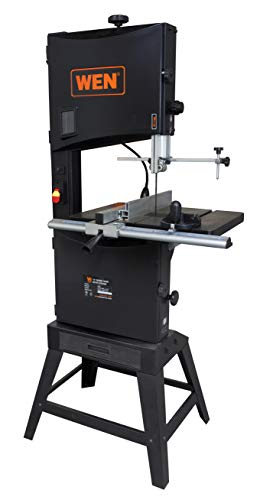 WEN 3966T Two-Speed Band Saw with Stand and Work-light review