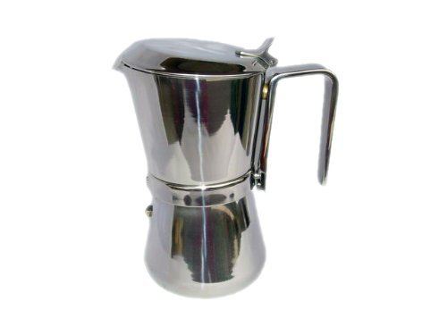 Gian Nini 3006010 Cafeti re Expresso Argent