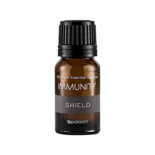SpaRoom Aromatherapy 100% Pure Essential Oil (Immunity, 10 ml)