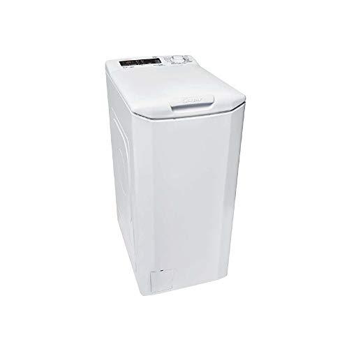 Candy CVST G382DM lavatrice Libera installazione Caricamento dall'alto Bianco 8 kg 1200 Giri/min A+++