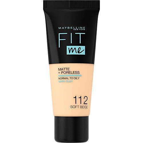 MakeUp Fit Me! Foundation Matte 112