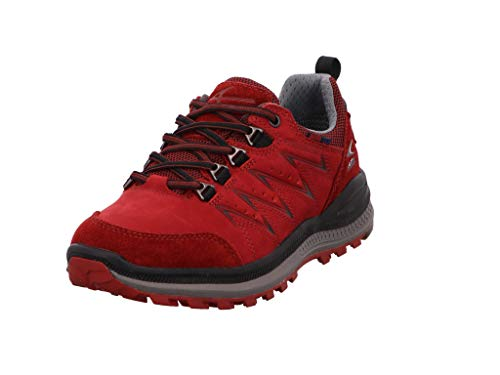 Allrounder by Mephisto Damen SEJA-TEX Cross Trainer, Chili Pepper, 37.5 EU
