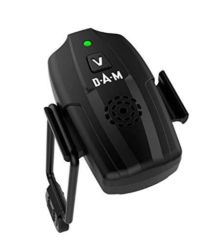 DAM E-Motion Alarm Vibrations-Bissanzeiger Elektronisch