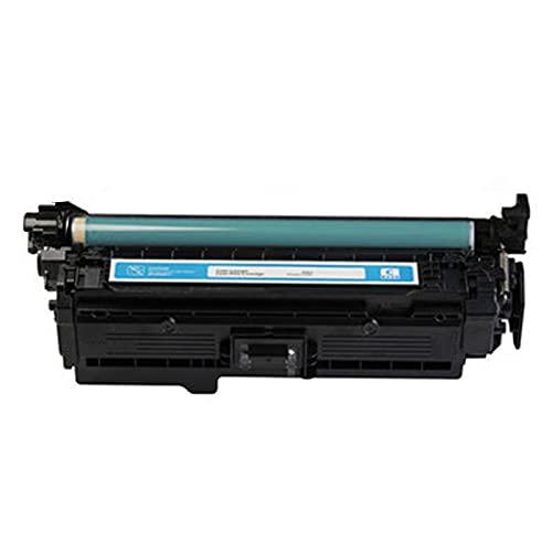 HYYH Cartucho de tóner CRG-332 Compatible para Canon CRG-332 Reemplazo para Canon i-Sensys LBP7780CX 7784CX Impresoras, Impresión Lisa Estable de la Imagen, Oficina Cyan