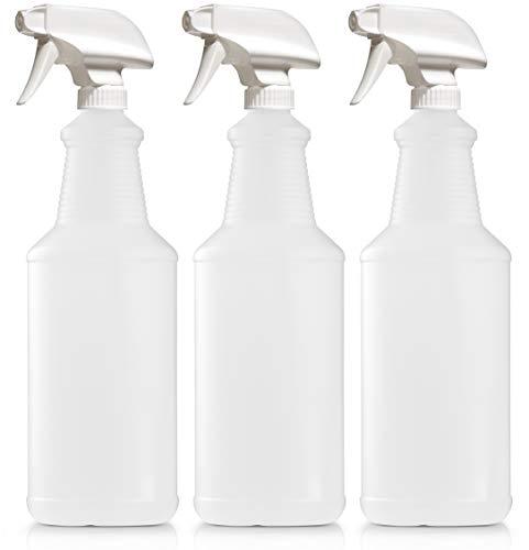 Bar5F Plastic Spray Bottles, 32 oz | Leak Proof,...