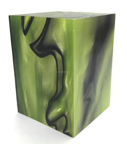 Kirinite – verde tossico – Project Blank