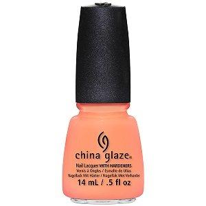 China Glaze Nail Polish, Sun of A Peach 1211