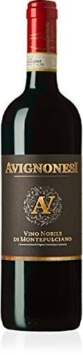Vino Nobile di Montepulciano DOCG tr. 2014 Avignonesi, trockener Rotwein aus der Toskana