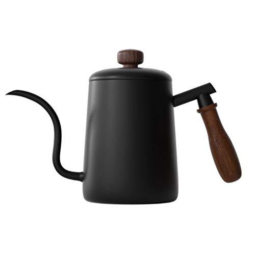 BAIYA Espressokocher,Mokkakanne,Edelstahl Kaffeekanne,Kaffeekocher Für Gas Elektro-Herd Und Ceran-Feld