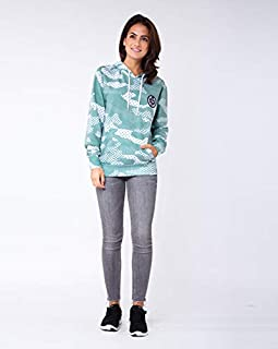 Local Camo Hoodie for Women