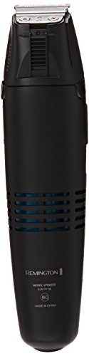 Remington VPG6530 4-in-1 Lithium Power Series Vacuum Grooming Kit, Beard Trimmer...