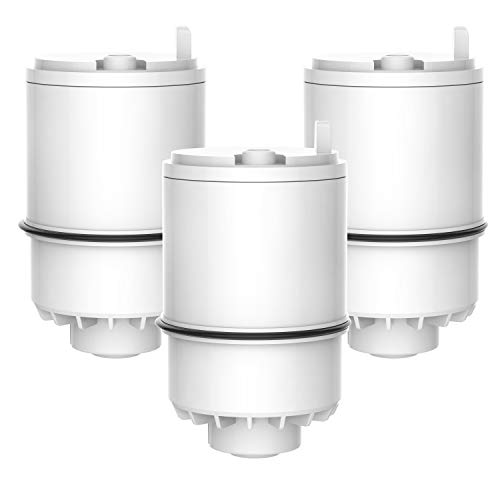 Waterdrop RF3375 NSF Certified Water Filter, Replacement for Pur RF3375 (RF33752V2) Faucet Water Filter (Pack of 3)