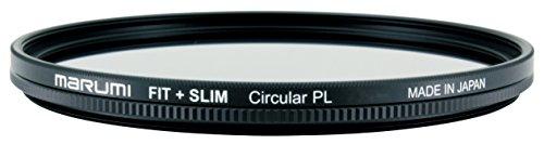 MARUMI Fit + Slim 5,2 cm Circular polarising Camera Filter - Filtro para cámara (5,2 cm, Circular polarising Camera Filter, 1 Pieza(s))
