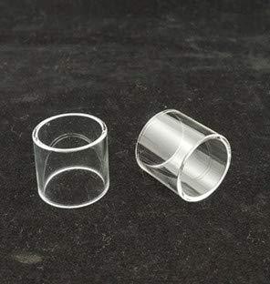 Denghui-ec 2 stücke Ersatzglasbehälter Fit für GeekVape Ammit Rta/Fit für Ammit 25 RTA/Fit für Ammit Dual Coil RTA/Fit für Ammit MTL RTA (Größe : Fit for Ammit 25 RTA 5ml)