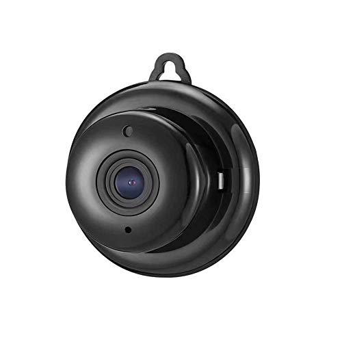 Cámara espía 1080p HD WiFi Cámaras de vigilancia de Seguridad inalámbrica pequeñas Ocultas para el hogar con detección de Movimiento de visión Nocturna