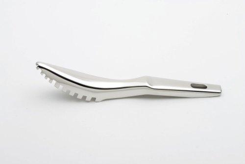 Weis Fischentschupper, Edelstahl, Silber, 19 x 4 x 3 cm