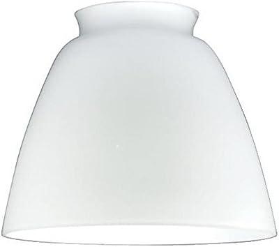 Westinghouse 8703940 Abat-jour opale mate Verre blanc