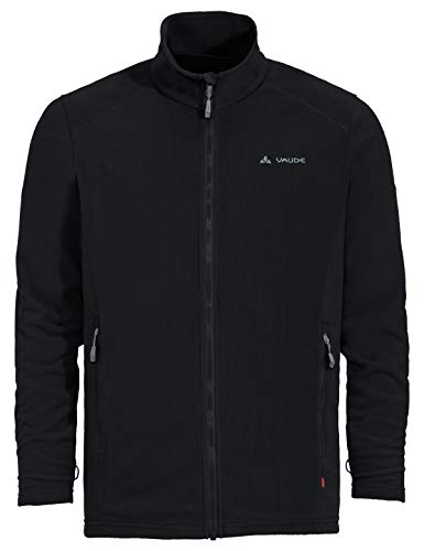 VAUDE Herren Men's Sunbury Jacket, Fleecejacke Jacke, Black, 50