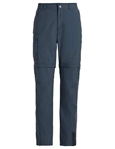 VAUDE Herren Hose Men\'s Farley ZO Pants V, steelblue, 50, 42172