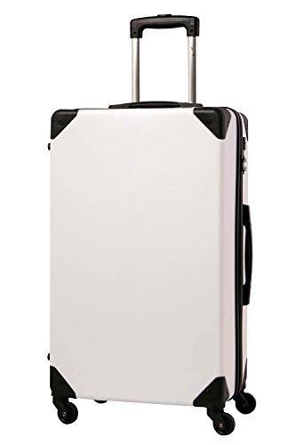 L型 白樺 / PET7156 TSAロック搭載 トランクケース 超軽量 大型 (5〜10日用)