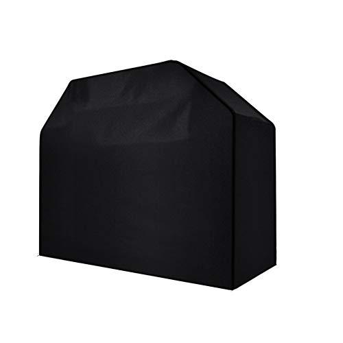 Anderlay Housses pour Barbecue Imperméable Couverture de Grill Jardin Housse Bâche de Protection pour Grille 145x61x117CM