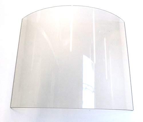Sichtscheibe für Skantherm Mento Kaminöfen - Glaskeramik - Passgenaues Kaminofen Ersatzteil