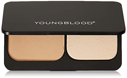 Youngblood Pressed Mineral Foundation - 0.28 Oz, Color Tawnee (0.28 Ounce Color)
