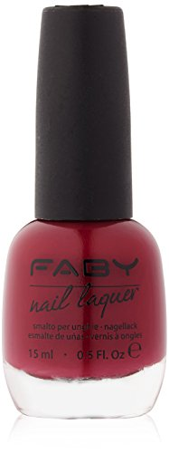 FABY Nagellack The Queen of Flowers, 15 ml