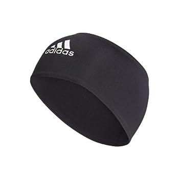 adidas Unisex Football Skull Wrap Headband Black ONE SIZE