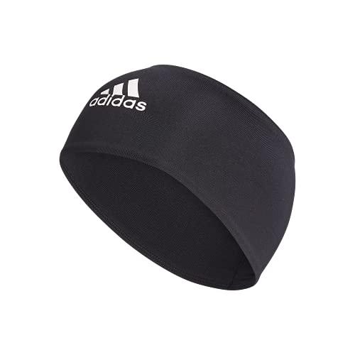 adidas Unisex Football Skull Wrap Headband, Black, ONE SIZE