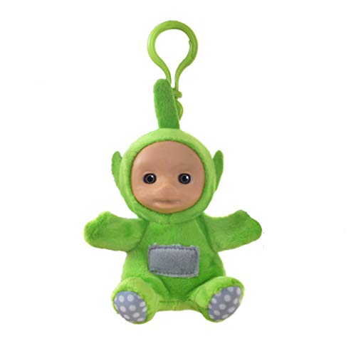 Sleutelhanger Sleutelring Teletubbies Rubber Surface Knuffel Rood