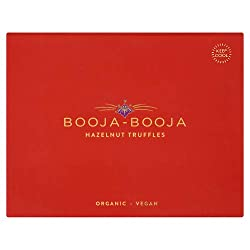 The Booja-Booja Company, Packaging Info: Recyclable. Store in the fridge or below 16°C. Enjoy at room temperature. Keep Refrigerated Chocolate Truffles