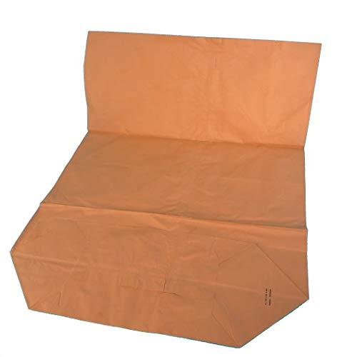 extra stark AS11001 700x950x200 mm 10 Papier Bio Müllsäcke Papiersack 120 L