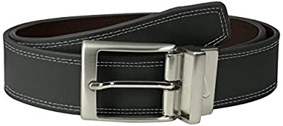 Nike Men's Classic Reversible Belt, Black/Brown, 34