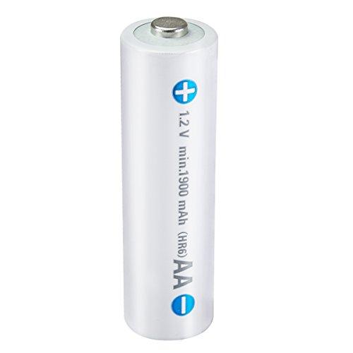 Akku-King Akku kompatibel mit Funkmelder DME Swissphone BOSS 900, 920, 935, 925 V DME 2 21, 06, RE 429, RE 609, DE 700, Hurricane Voice DV500 - NI-MH 1900mAh