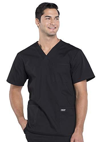 1. Workwear Professionals V-Neck Scrubs Top