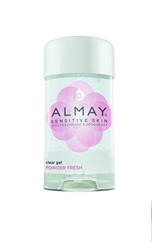 Almay Clear Gel Powder Fresh Deodorant/Deodorant (je 7 ml)