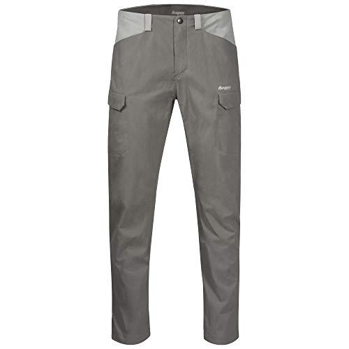 Bergans Utne Pantalon Homme, Green mud/Light Green mud Modèle XL 2020