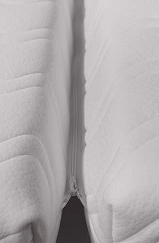 Kadolis Colchón Evolution Air para niños para una Cama evolutiva 90 x 190 cm