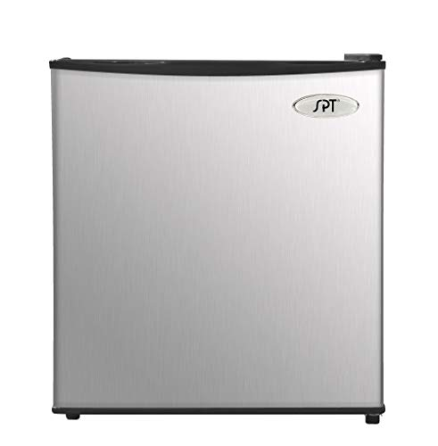 RF-172SS: 1.7 cu. ft. Stainless Refrigerator