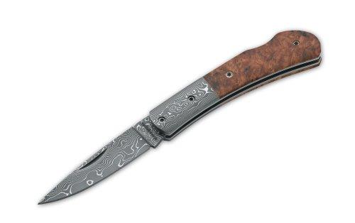 BÖKER Magnum Damascus, Quincewood Handle, Plain