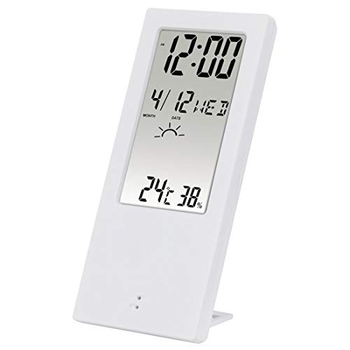 Hama Thermometer TH-140 thermo-/hygrometer, wit