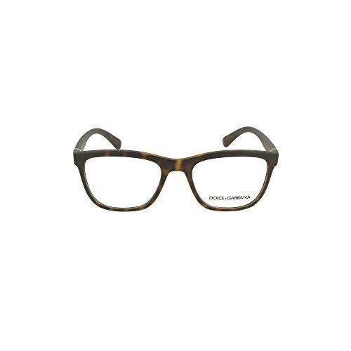 Dolce & Gabbana Men's Eyeglasses D&G DG5047 5047 1935 Havana Optical Frame 52mm
