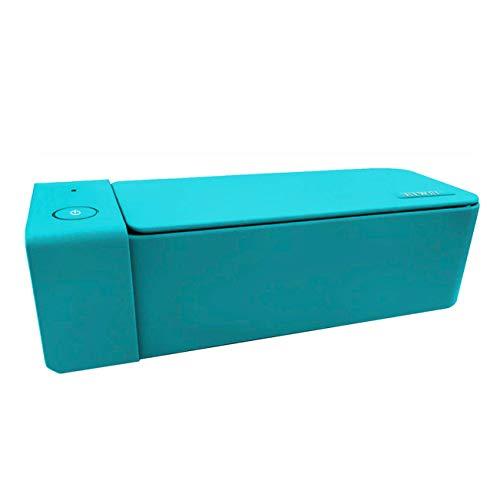 CCFCF Ultrasone reiniger, geluidsarme wasmachine, 600 ml, professionele ultrasone sieradenreiniger voor het reinigen van brillen, sieraden, horloges, scheermessen, opzetkammen
