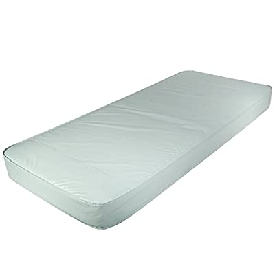 Drive Medical Firm Inner Spring Mattress, White, 84 X 36 Inch